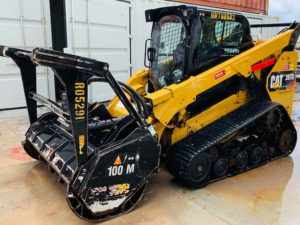 Caterpillar Skid Steer 287D