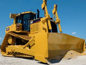 CAT D7 R Dozer LGP Crawler For Sale