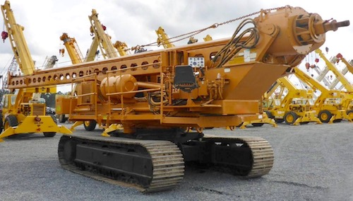 Landfill Drilling Machine For Sale