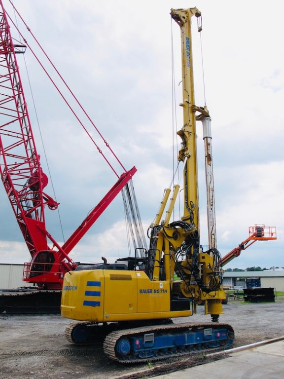 Piling Drill For Sale