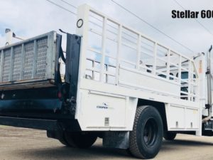 OTR Bed, Tire Service Truck For Sale Stellar 6000 Crane Service Truck