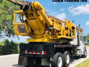 TEREX TEXOMA 700 Auger Drill