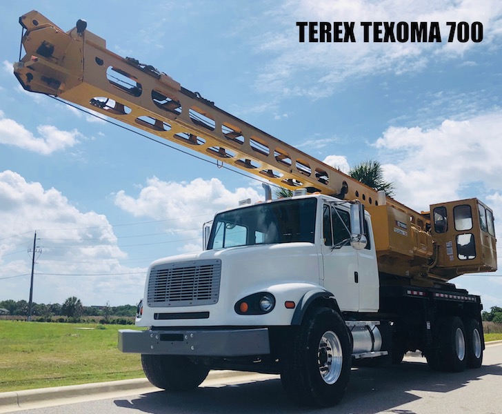 TEREX TEXOMA 700 For Sale