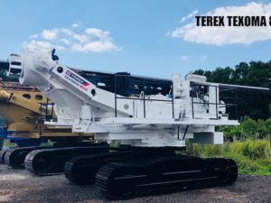 Landfill Drilling Rig For Sale