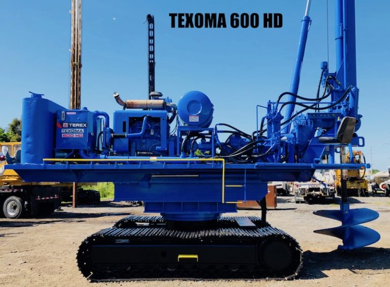 TEXOMA 600 HD