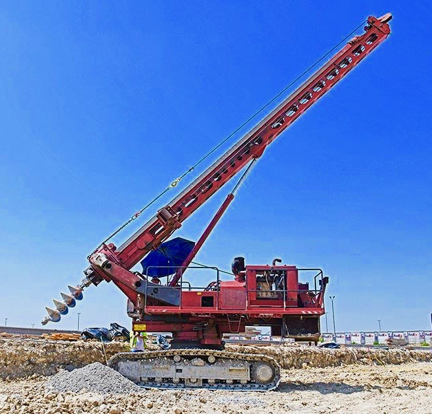 Track Digger For Rent