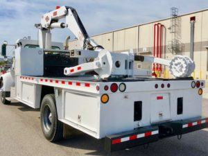 Tire Hand Service Truck For Sale