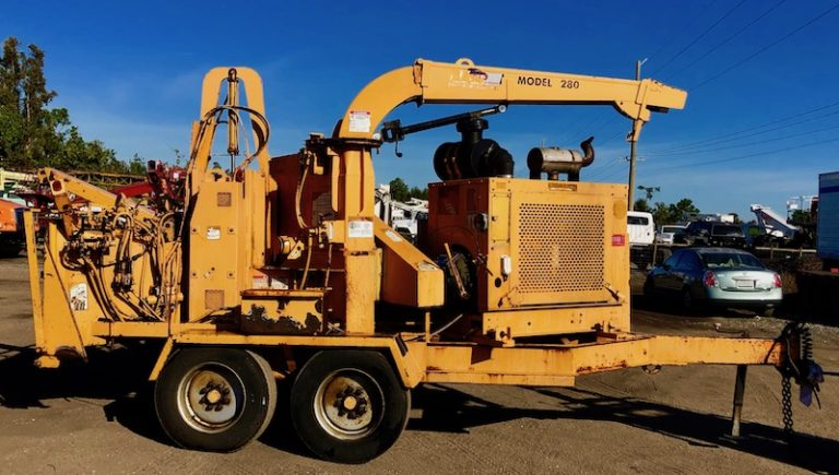 Wood Chipper Bandit 280