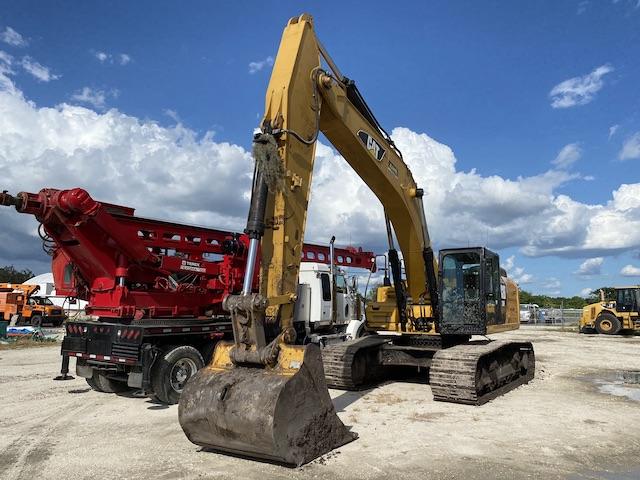 Excavator Caterpillar 336FL