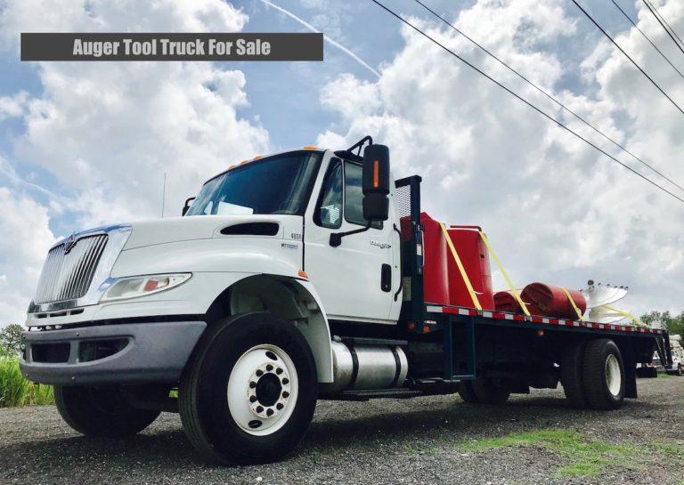 Caisson Tool Trucks