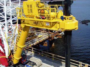 Crane Mounted Drills