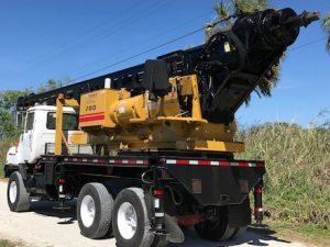 Drill Truck Rental