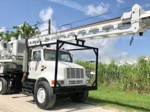 Drill Truck Texoma 700