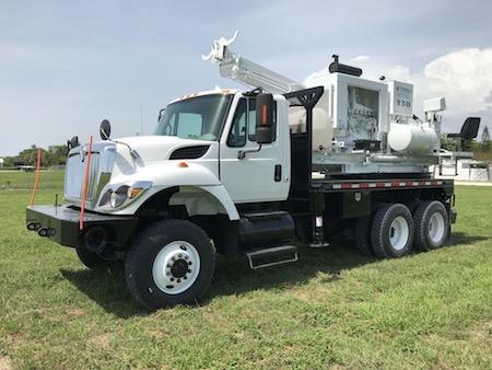 Drill machine Texoma 330