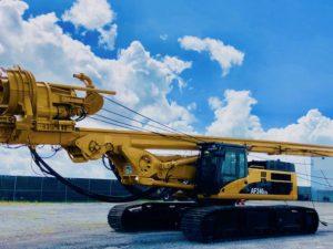 IMT AF240 CFA Auger Cast Piling Drill