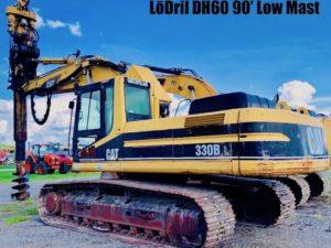 LōDril DH60 90' Low Mast