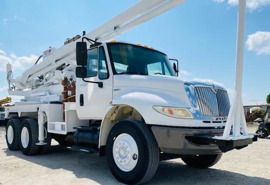 Digger Truck Texoma 500
