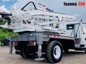 Terex 330 Pressure Digger