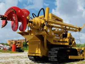 Pressure Digger Track Crawler Rental