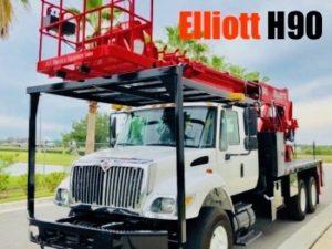 Elliott Sign Crane