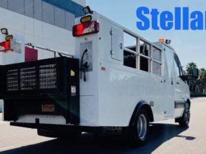 Stellar Tire Service Van For Sale