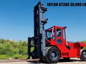 Taylor GT300 Forklift