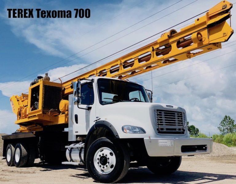 TEREX Texoma 700