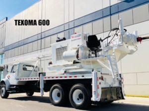 Texoma 600 Drill Truck