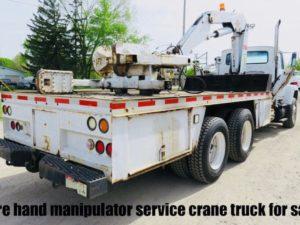 Tire Manipulator