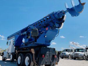Watson 1000TM Drill Rig Truck
