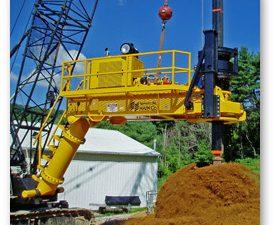Crane Mount Drill